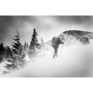 Fotografii artistice Searching for a path, Lubos Balazovic