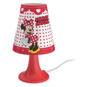 Philips 71795/31/16 - Copii Lampa de masa DISNEY MINNIE MOUSE LED/2,3W/230V