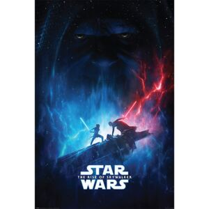 Star Wars: The Rise of Skywalker - Galactic Encounter Poster, (61 x 91,5 cm)