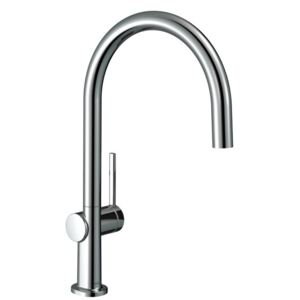 Baterie bucatarie Hansgrohe Talis M54 220 crom