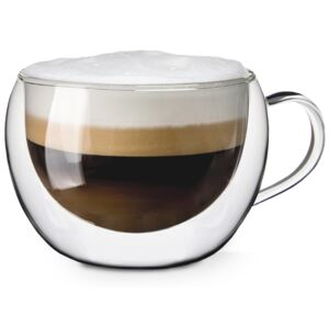 Pahar termo 4Home Big cappuccino Hot&Cool 500 ml, 1 buc