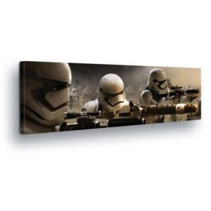 GLIX Tablou - Star Wars Warriors 45x145 cm