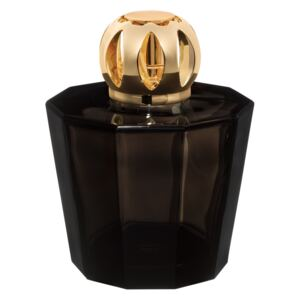 Set Berger lampa catalitica Berger Black Crystal cu parfum Delicate White Musk