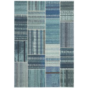 Covor Patchwork Deltana, Multicolor, 200x300