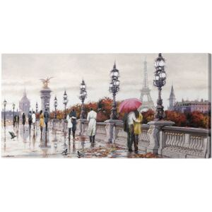 Tablou Canvas Richard Macneil - Alexander Bridge, (60 x 30 cm)