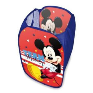 Cos textil Mickey Mouse depozitare jucarii