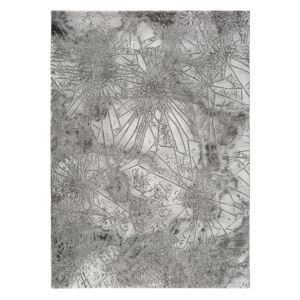 Covor Universal Norah Abstract, 120 x 170 cm, gri