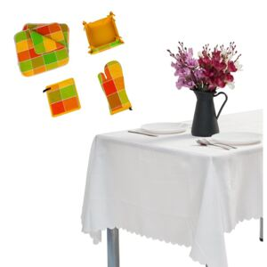 Set Bucatarie + Fata de masa anti-pete 140x240 Heinner Home