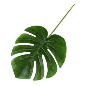 FRUNZE ARTIFICIALE, MONSTERA, 30 CM