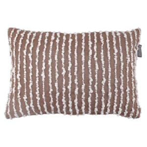 Perna decorativa dreptunghiulara maro din fibre acrilice 40x60 cm Ekala LifeStyle Home Collection