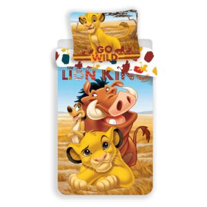 Lenjerie de pat Jerry Fabrics The Lion King