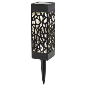 Rábalux 8949 Decor exterior negru negru LED 0,16
