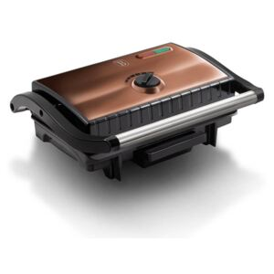 Grill electric Rose Gold Metallic Collection Berlinger Haus BH 9061