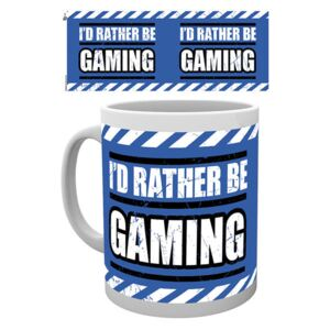 Cană Gaming - Rather Be