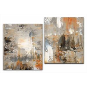Tablou canvas Abstract Painting ,80 x 120 x 3 cm