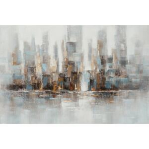 Tablou canvas Cities and Skyscrapers , 80 x 120 cm
