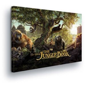 GLIX Tablou - Disney Book of the Jungle 60x40 cm