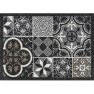 Covoras intrare antimurdarie Creation Tiles antracit 50x70 cm