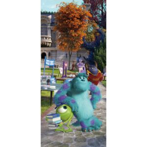 Tapet pentru u?ă - Disney Monsters University Hârtie tapet