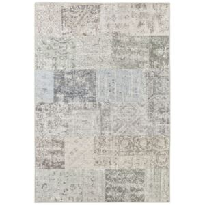 Covor Patchwork Pleasure, Crem, 80x150