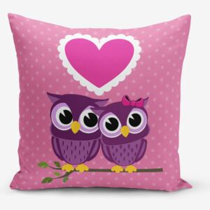 Față de pernă Minimalist Cushion Covers Magnetic Love, 45 x 45 cm