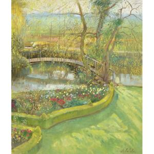 Bridge Over the Willow, Bedfield Reproducere, Timothy Easton