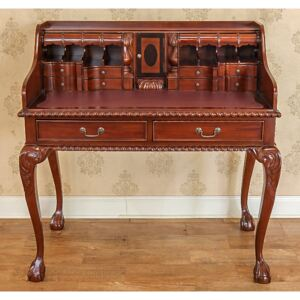Secretaire Chippendale.3