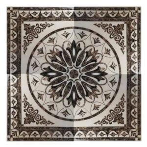 Gresie decor Baroque WA0001 60x60