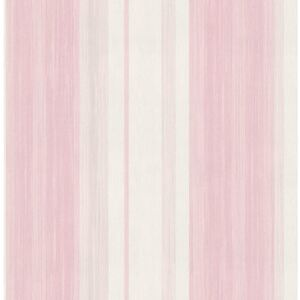 Tapet vlies Soft Blush model dungi roz/alb 10,05x0,53 m