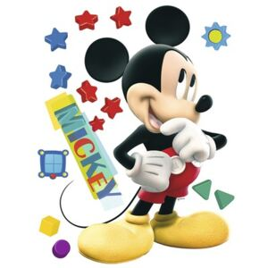 Sticker perete Mickey 65X85 cm