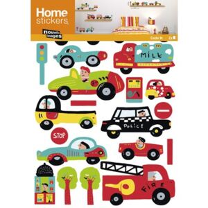 Sticker perete Disney Cars 49,5x69,5 cm