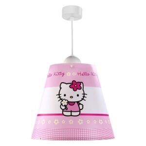 Dalber 21252 - Lampa copii HELLO KITTY E27/60W