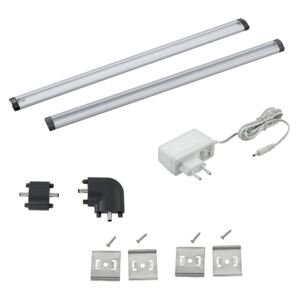 Eglo 94693 - SET 2x LED Lampă design minimalist VENDRES 2xLED/3W/230V