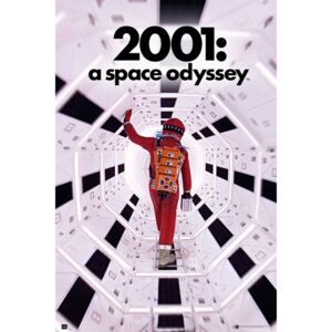 Poster 2001: A Space Odyssey, (61 x 91.5 cm)