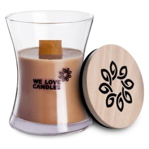 Lumânare din ceară de soia We Love Candles Ginger Spice Cookie, 48 ore de ardere