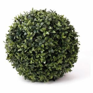 Sfera buxus artificial decorativ - 24 cm