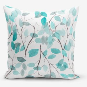 Față de pernă Minimalist Cushion Covers Leaves, 45