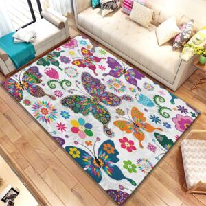 Covor Homefesto Digital Carpets Putte, 100 x 140 cm