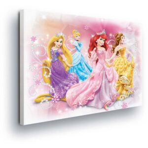 GLIX Tablou - Dancing Princess Disney Princess II 60x40 cm