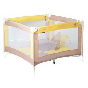 Tarc de joaca Play Beige & Yellow Za Za