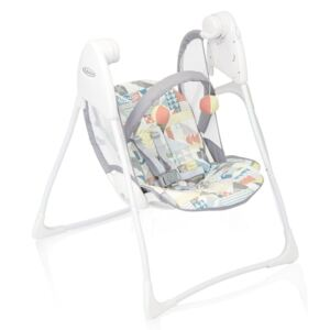 Graco - Balansoar Baby Delight Patchwork