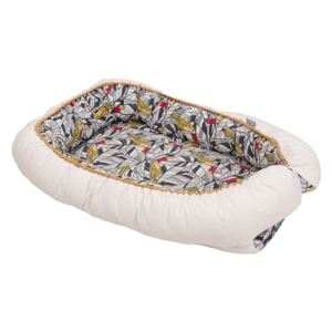 Saltea reductor 3 in 1 cu spuma Bed Nest Soft 03