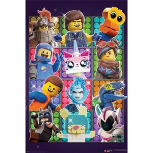 The Lego Movie 2 - Some Assembly Required Poster, (61 x 91,5 cm)
