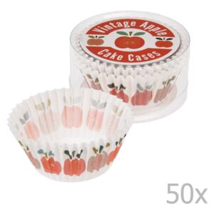 Set 50 forme pentru brioșe Rex London Vintage Apple