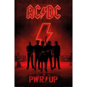 Poster AC/DC - PWR/UP, (61 x 91.5 cm)