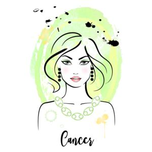 Ilustrare Cancer, Martina Pavlova