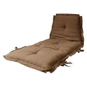 Futon pliabil Karup Design Sit & Sleep Mocca