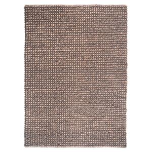 Covor lucrat manual The Rug Republic Baker Beige, 160 x 230 cm