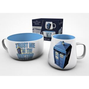 Doctor Who - Tardis Set cadou
