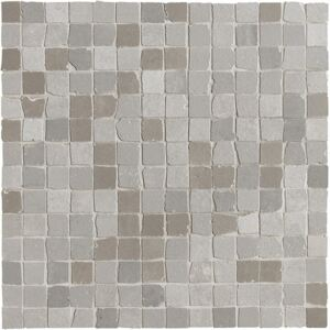 Mozaic Ceramic Metaline Mosaico Metal Steel 30x30